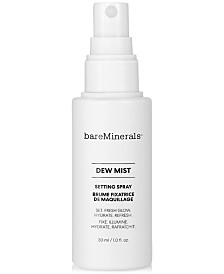 bareMinerals Mini Dew Mist Setting Spray