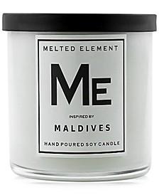 Maldives Soy Candle, 11-oz.