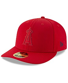 New Era Los Angeles Angels Clubhouse Low Profile 59FIFTY-FITTED Cap