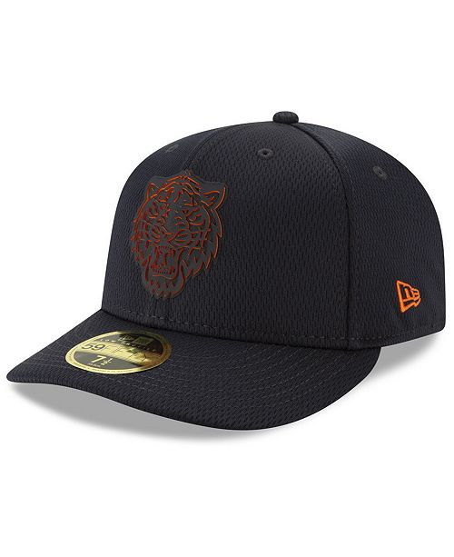 new concept c22ec d11bc ... New Era Detroit Tigers Clubhouse Low Profile 59FIFTY-FITTED Cap ...