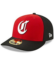 Cincinnati Reds Batting Practice Low Profile 59FIFTY-FITTED Cap