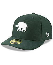 Oakland Athletics Batting Practice Low Profile 59FIFTY-FITTED Cap