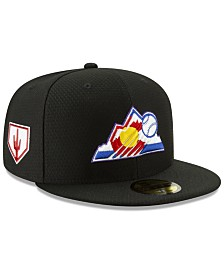 New Era Colorado Rockies Spring Training 59FIFTY-FITTED Cap
