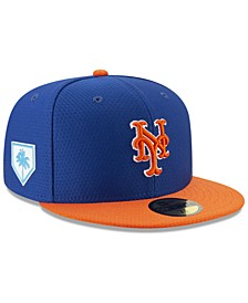 New York Mets Spring Training 59FIFTY-FITTED Cap