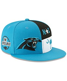 New Era Carolina Panthers 2019 Draft 59FIFTY Fitted Cap