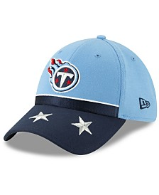 New Era Tennessee Titans Draft 39THIRTY Stretch Fitted Cap