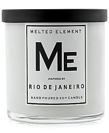 Melted Element Rio de Janeiro Soy Candle, 11-oz.