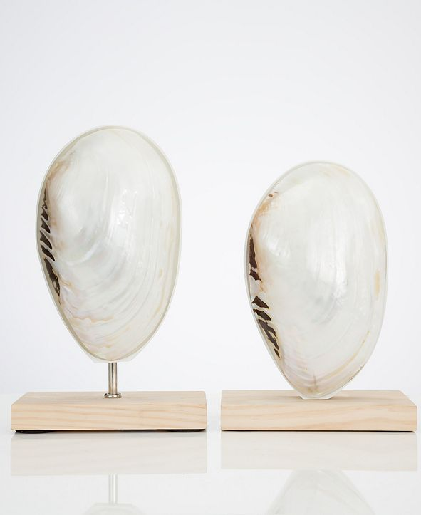 Couture Oceanside Finials (Set of 2)