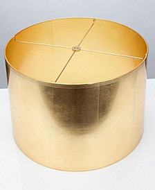 Round Tapered Foil Shade