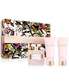 Oscar de la Renta Bella Rosa Eau de Parfum 3-pc Gift Set