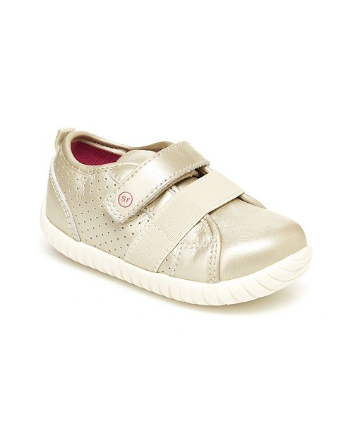Stride Rite Toddler Girls SRTech Riley Closed Toe Sneaker