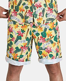 DOPE Men's Havana Floral Shorts