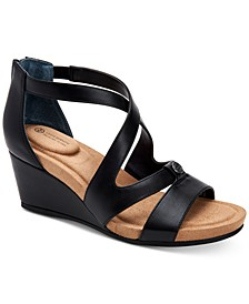 Camdenn Wedges, Created for Macy's