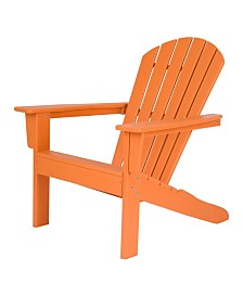 Seaside Adirondack Chair, Recycled Plastic