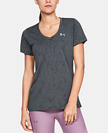 Under Armour UA Tech Jacquard Top