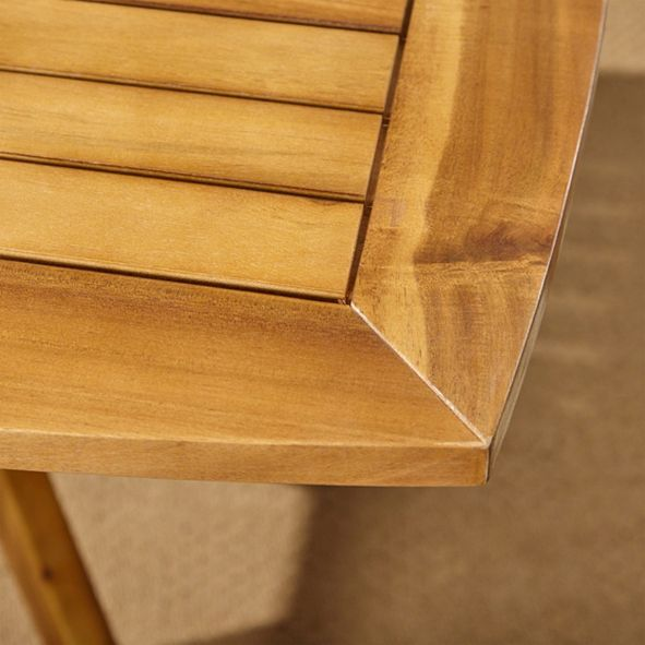 Noble House Stamford Outdoor Dining Table & Reviews ...
