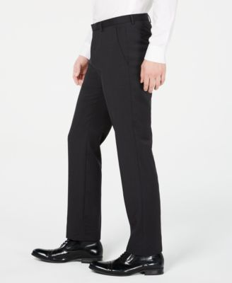 Hugo Boss Mens Weave Dress Slacks