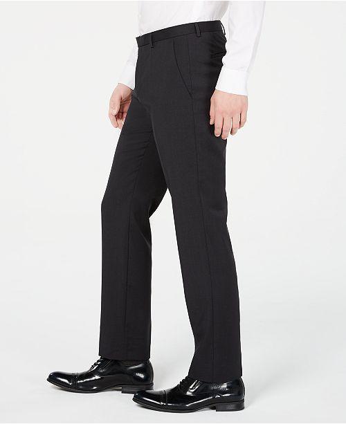 8b9319fc8 Hugo Boss Men's Slim-Fit Stepweave Suit Separates & Reviews - Suits ...