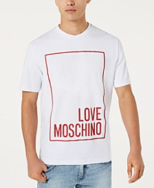 Men's Square Logo Graphic T-Shirt