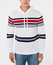 Club Room Men's Americana Jersey Hoodie, Created for Macy's