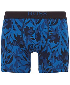 HUGO Men's Printed Boxer Briefs