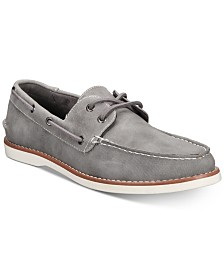 Unlisted by Kenneth Cole Men's Santon Boat Shoes