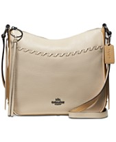 0617273a698599 COACH Whipstitch Colorblock Chaise Leather Crossbody