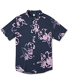 Men's Sage Vaughn Flora Graphic Shirt