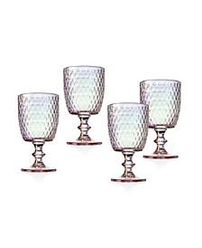 Godinger Halo Goblets - Set of 4