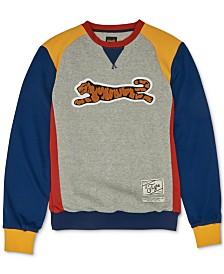 Le Tigre Men's Logo Colorblocked Sweatshirt