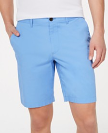 "Michael Kors Men's Poplin 9"" Shorts"