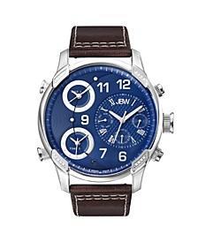 Men's G4 Diamond (1/6 ct.t.w.) Stainless Steel Watch