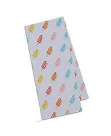 Popsicles Printed Napkin Set of 6