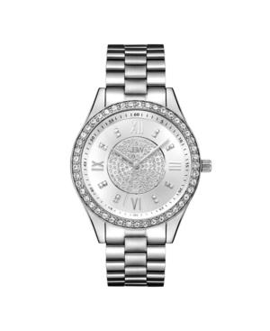 Women's Mondrian Jewelry Set Diamond (1/6 ct.t.w.) Stainless Steel Watch