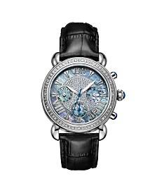 JBW Women's Victory Diamond (1/6 ct.t.w.) Stainless Steel Watch