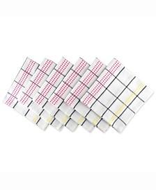 Color Pop Plaid Napkin Set of 6