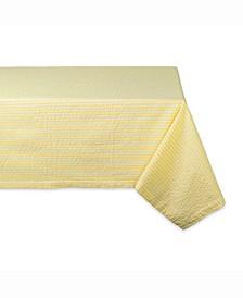 """Seersucker Table cloth 60"""" X 104"""""""