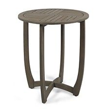 Carina Outdoor Bistro Table, Quick Ship