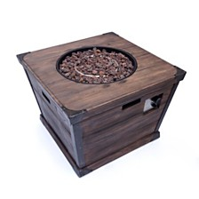 Delaney Outdoor Fire Pit, Quick Ship