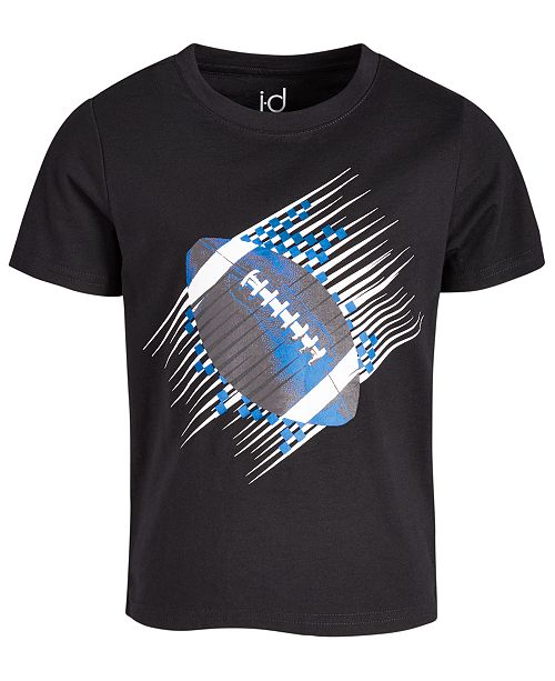 Ideology Little Boys Graphic T-Shirt, Created for Macy's
