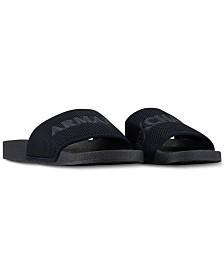 Armani Jeans Men's Slide Sandals