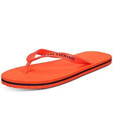 Armani Jeans Men's Flip-Flop Sandals