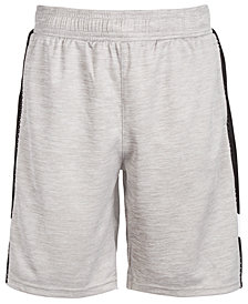 Ideology Big Boys Mesh-Inset Shorts, Created for Macy's