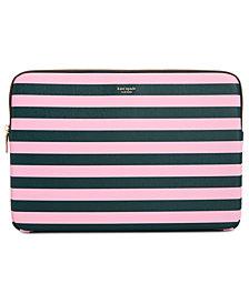 kate spade new york Laptop Case Stripe Universal Laptop Sleeve