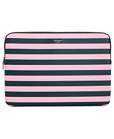 kate spade new york Laptop Case Stripe Universal Laptop Sleeve