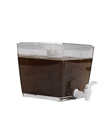 Cold Brew Beverage Dispenser, Brewed Iced Coffee Maker