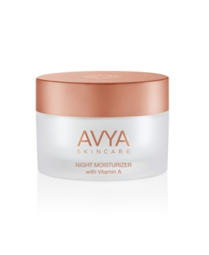 Skincare Night Moisturizer with Vitamin A