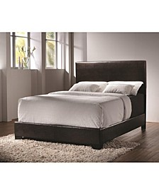 Westfield Full Upholstered Low-Profile Bed