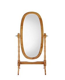 Adonis Oval Cheval Mirror