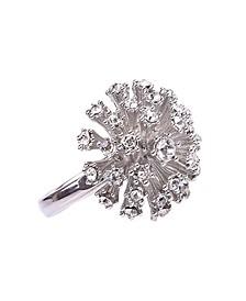 Set of 4 Jeweled Napkin Rings